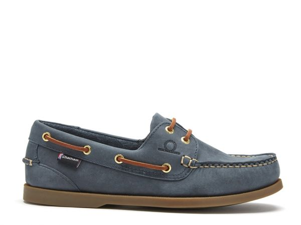 The Deck II G2 - Premium Leather Boat Shoes