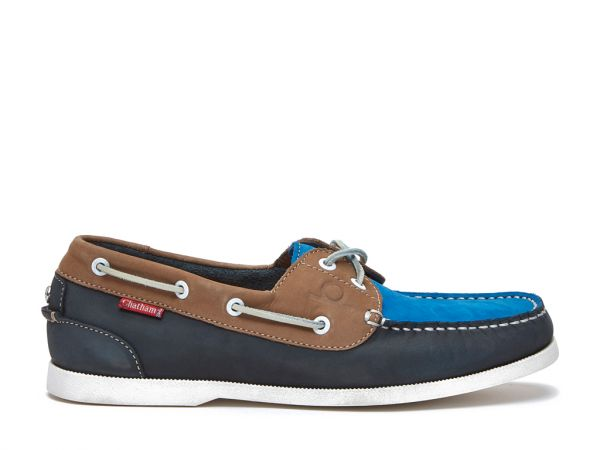 Galley II - Leather Boat Shoes