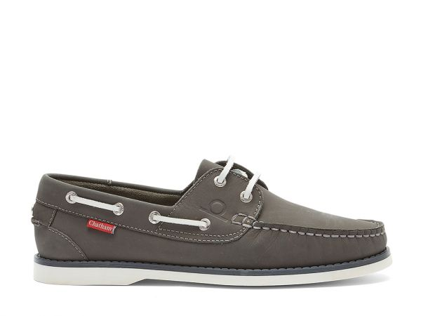 Dartmouth - Premium Leather Lace-Up Boat Shoes