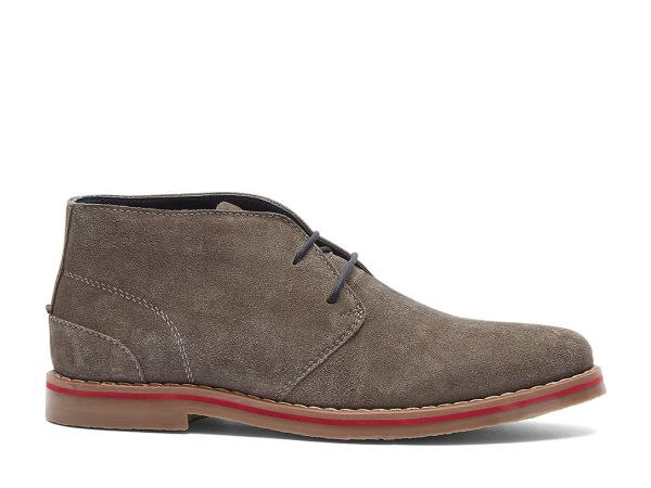 Dulwich - Suede Desert Boots