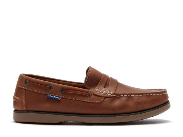 Shanklin - Premium Leather Loafers