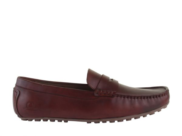 Hamilton - Made in Britain Leather Driving Moccasins