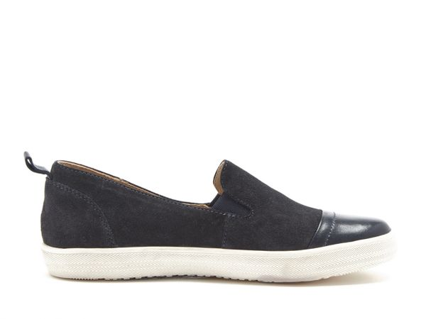 Imogen - Fabric Slip-On Casual Shoes