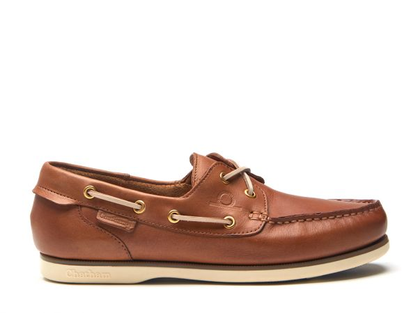 Newton BY U - Made in Britain Leather Boat Shoes