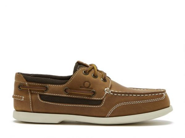 Pentle G2 - Premium Leather Boat Shoes