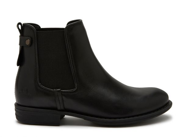 Shelby - Premium Leather Chelsea Boots