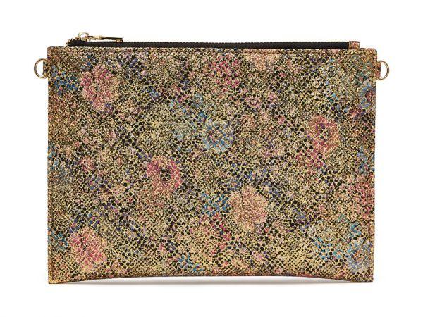 Suki - Gold Glitter Bomb Bridal Handbag