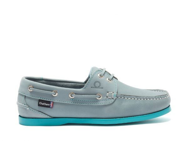 Pippa II G2 - Premium Leather Boat Shoes