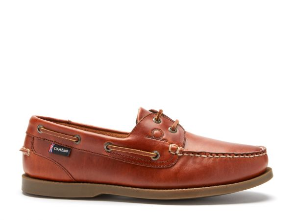 The Deck II G2 Promo - Premium Leather Boat Shoes