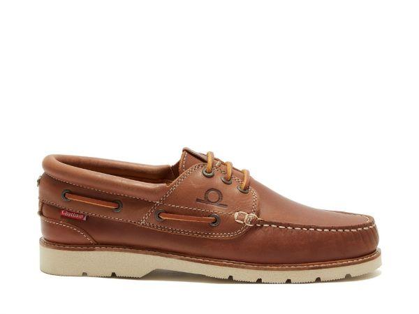 Peregrine - Tan Boat Shoes