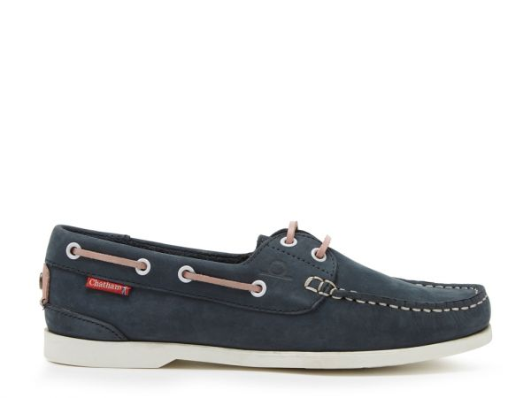 Willow - Leather Boat Shoes